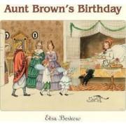 Aunt Brown's Birthday by Elsa Beskow