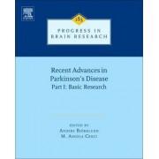 Recent Advances in Parkinsons Disease by Anders Bjorklund
