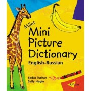 Milet Mini Picture Dictionary (Russian-English): English-Russian by Sedat Turhan