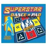 SuperStar Dance Pad for PlayStation 2