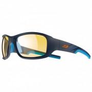 Julbo - Stunt Zebra Light - Fahrradbrille Gr L schwarz/grau/blau