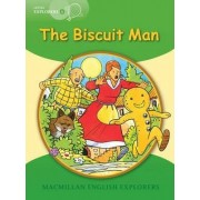 Little Explorers A The Biscuit Man by Gill Munton