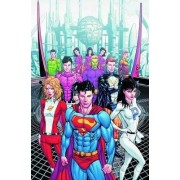 Superboy Legion Of Super Heroes The Early Years TP by Paul Levitz