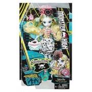 Monster High Shriek Wrecked Lagoona Blue DTV91