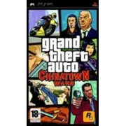 Grand Theft Auto Chinatown Wars PSP
