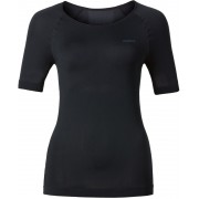 Odlo Evolution X-Light Shirt S/S Crew Neck Women black 2017 XL Laufunterw