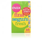 FINA&SEGURA protector fresh normal 35 uds