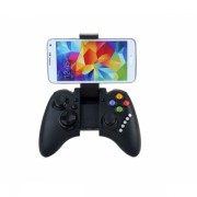 Controller Ipega PG9021 wireless bluetooth 3.0 pentru iphone si Android, negru
