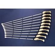 UltraCane - baston pentru nevăzători, alb, pliabil, cu ultrasunete pentru detectarea obstacolelor - DISPONIBIL LA COMANDĂ