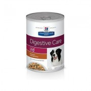 Hill's Prescription Diet i/d Gastrointestinal Chicken & Vegetable Canned Dog Food, 12.5-oz, 12 ct