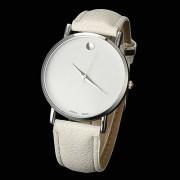 Geneva, elegáns, fehér női óra