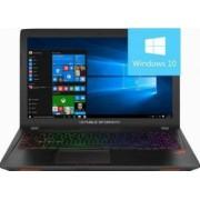Laptop Asus Rog Strix GL553VE-FY056T Intel Core Kaby Lake i7-7700HQ 1TB 8GB nVidia GeForce GTX1050TI 4GB Win10 FullHD Bonus Mouse Gaming Asus ROG + Rucsac Laptop Asus Argo