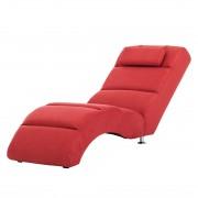 Relaxstoel Califfo - microvezel rood, Fredriks