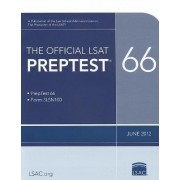 The Official LSAT Preptest 66 by Law School Admission Council