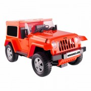 Set de construit Jeep Wrangler electronic, cu telecomanda IR si bluetooth - Cobi
