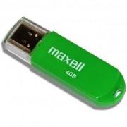 Флаш памет 32GB USB E300/Venture - MAXELL green/зелена - ML-USB-E300-32GB