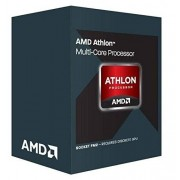 AMD Athlon II FM2+ X4-860K Processore da 3.7 GHz, 4 MB Cache, Nero