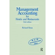 Management Accounting for Hotels and Restaurants by Richard Kotas