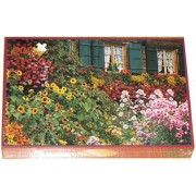 Garden; 500 Piece Puzzle by Fame Puzzles