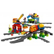 LEGO DUPLO Set de trenuri Deluxe (10508)