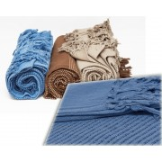 Prekrivač BLEND plava
