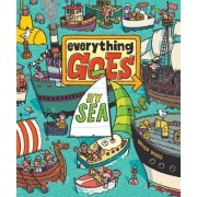 Everything Goes by Sea by Brian Biggs