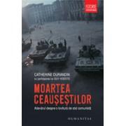 Moartea Ceauşeştilor.Adevărul despre o lovitură de stat comunistă.