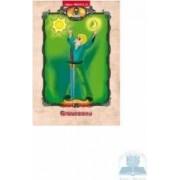 Greuceanu - Carte de colorat