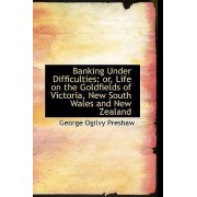 Banking Under Difficulties or Life on the Goldfields of Victoria, New South Wales and New Zealand by George Ogilvy Preshaw