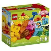 Lego - 10853 - DUPLO My First - Scatola del costruttore creativo LEGO DUPLO
