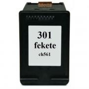 HP 301(CH561EE) UTÁNGYÁRTOTT MAGYAR PATRON BK fekete