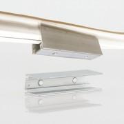 Perfil de fixação em alumínio para Neon Flex V-TAC - 5cm