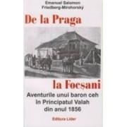 De la Praga la Focsani - Emanuel Salomon