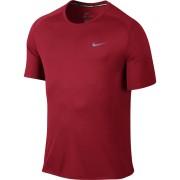 Nike Dri-FIT Miler Maglietta da corsa rosso S Magliette da corsa