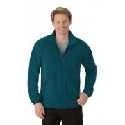 Trigema Herren Fleece Jacke Größe: L Material: 100 % Polyester Farbe: saphir