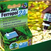 Fertilizant lichid, JBL Ferropol24, 50ml, pt 50000L, 2018100