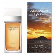 Dolce & Gabbana Light Blue Sunset In Salina Apă De Toaletă 100 Ml