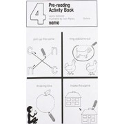Pre-Reading Activity Books: Book 4 by Jenny Ackland