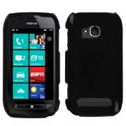 Funda Protector Negro Nokia Lumia 710
