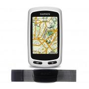 Garmin Edge Touring Plus + Sensor de ritmo cardíaco premium (banda macia)