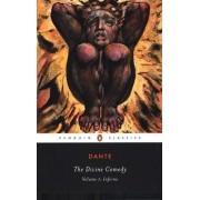 Divine Comedy: Inferno v. 1 by Dante Alighieri