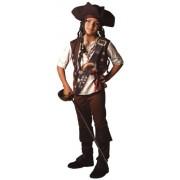 Cesar B570-002, Costume da pirata per bambini, 4/5 anni