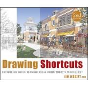 Drawing Shortcuts by Jim Leggitt