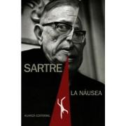 La náusea by Jean-Paul Sartre