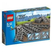 geschenkidee.ch LEGO City Weichen