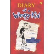 Diary of a Wimpy Kid - A Novel in Cartoons by Jeff Kinney