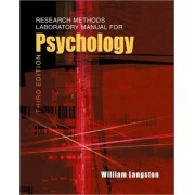 Research Methods Laboratory Manual for Psychology by William Langston