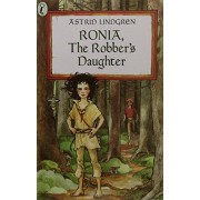 Astrid Lindgren Ronia, the Robbers Daughter (Puffin Books)