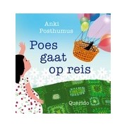 Reisverhaal Poes gaat op Reis   Anki Posthumus