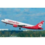 64861 Model Set Airbus A320 Airberlin